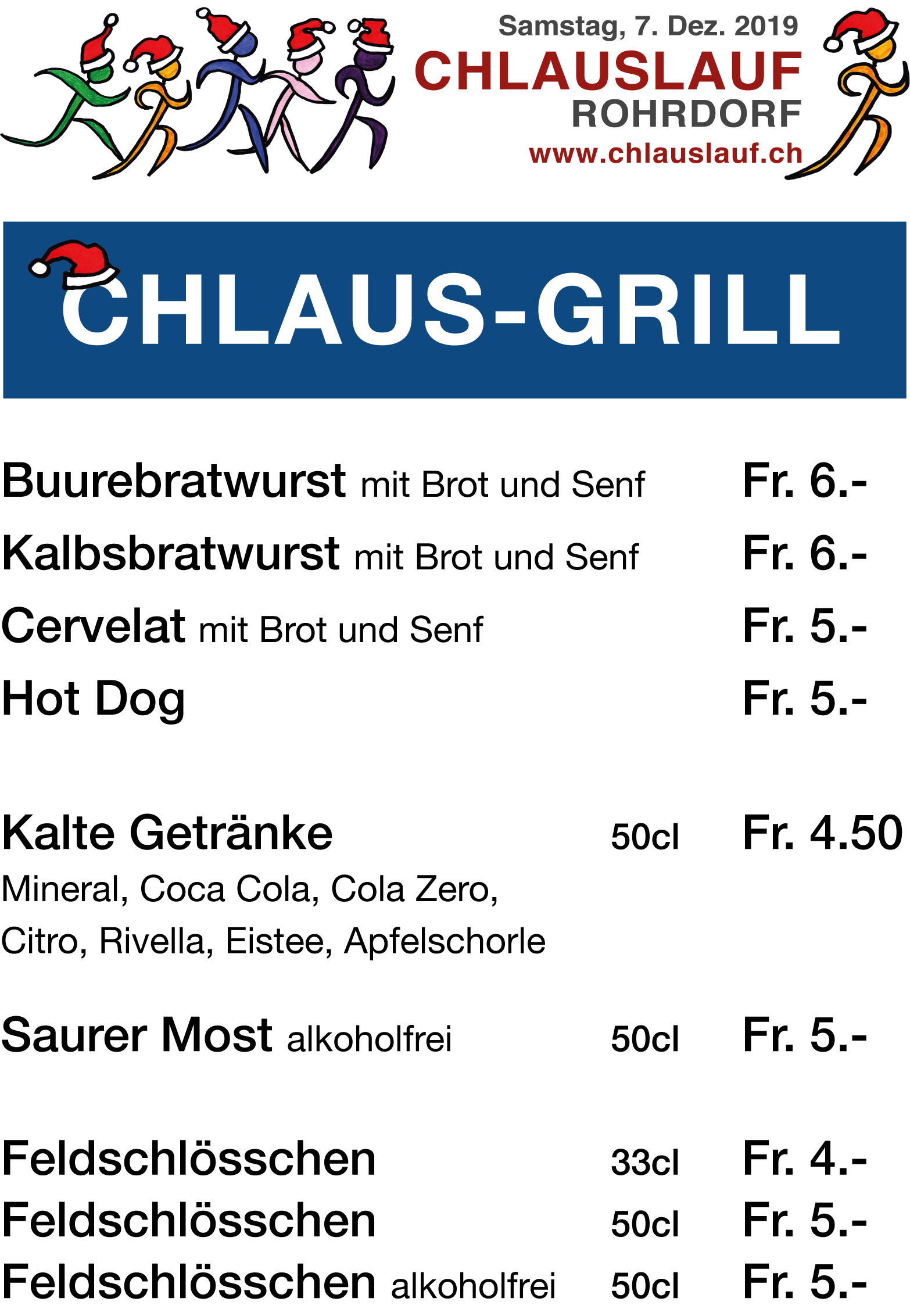 chlausgrill 2019